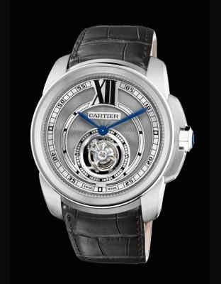 Calibre de Cartier tourbillon volant