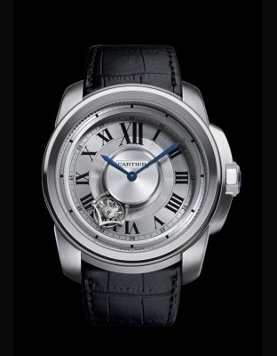 Calibre de Cartier Astrotourbillon