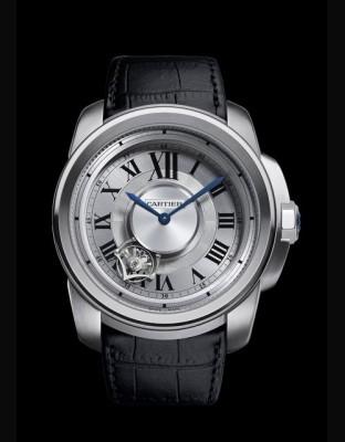 Calibre de Cartier Astrotourbillon