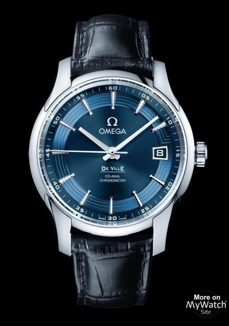Hour Vision Blue