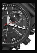 TimeWalker Chronographe TwinFly Black Titanium