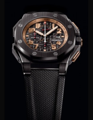 Chronographe Royal Oak Offshore Arnold Schwarzenegger The Legacy