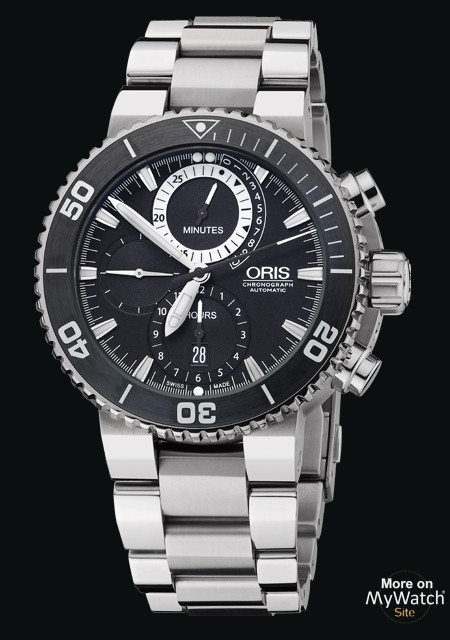 Oris Carlos Coste Limited Edition - Cenote Series