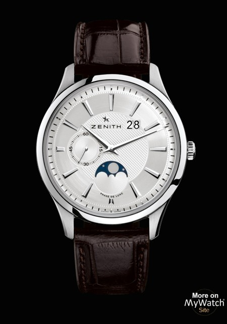 Captain Grande Date Moonphase