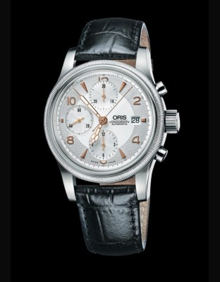 Oris Big Crown Chronograph