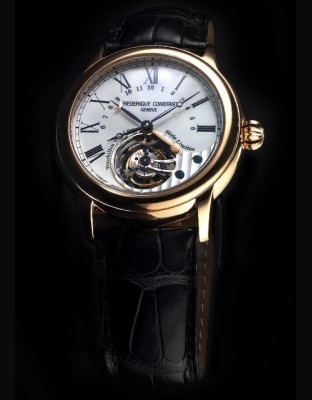Manufacture Tourbillon Grand Feu