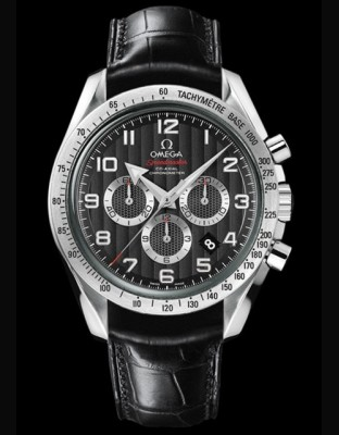 Speedmaster Broad Arrow Co-Axial