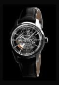 De Ville Hour Vision Co-Axial Skeleton Platinum Limited Edition