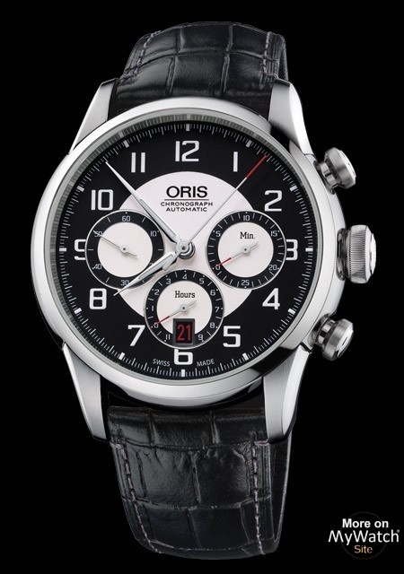 Oris RAID 2011 Chronographe Edition Limitée