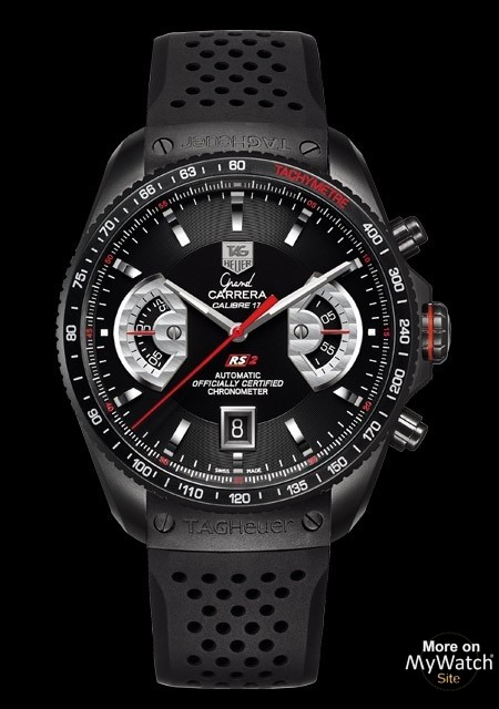 tag heuer grand carrera calibre 17 rs2 chronographe ti2