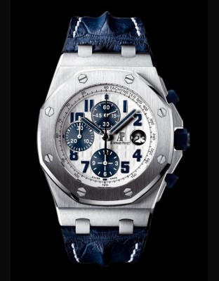 Chronographe Royal Oak Offshore Navy