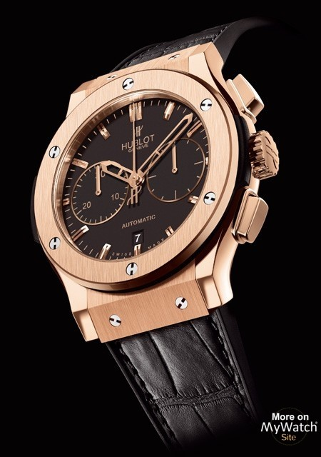 hublot classic fusion chronographe classic fusion 521 ox. Black Bedroom Furniture Sets. Home Design Ideas