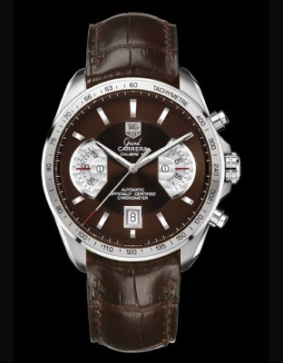 GRAND CARRERA Calibre 17 RS Chronographe