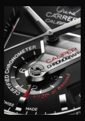GRAND CARRERA Calibre 36 RS2 Caliper Chronographe Ti2