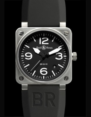 BR 03-92 Steel