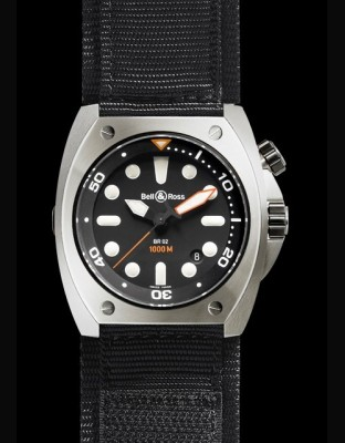 BR 02-92 Steel Pro Dial