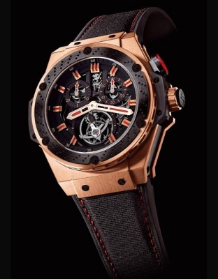 King Power F1TM Tourbillon
