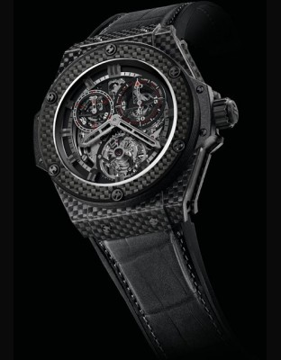 King Power Répétition Minute Tourbillon Chrono