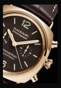 Radiomir Chronographe Oro Rosa