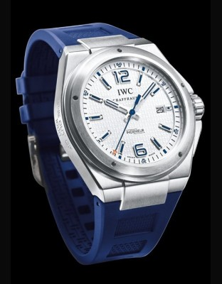 Ingenieur Automatic Mission Earth Edition 'Plastiki'