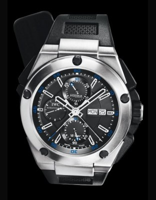 Ingenieur Double Chronographe Titane