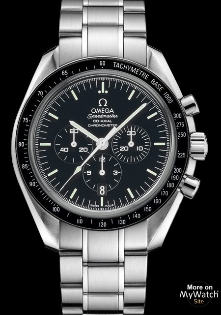 Speedmaster Chronographe Moonwatch Co-Axial