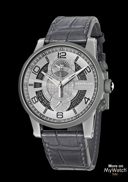 TimeWalker Chronograph TwinFly GreyTech