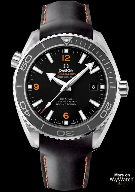 Seamaster Planet Ocean Grand Modèle