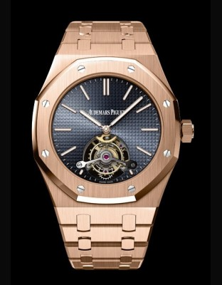 Tourbillon Royal Oak Extra-Plat