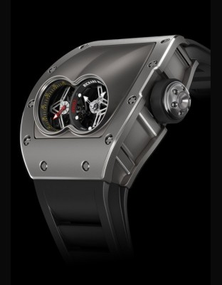 RM 053 Tourbillon Mac Donough