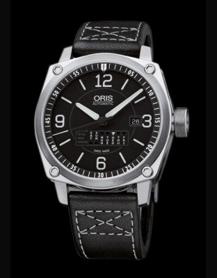 Oris BC4 Retrograde Day