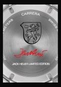 CARRERA Calibre 17 Chronographe Jack Heuer 80e Anniversaire Edition Limitée