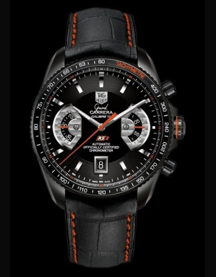 GRAND CARRERA Calibre 17 RS2 Chronographe Ti2