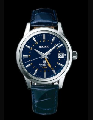 Grand Seiko GMT