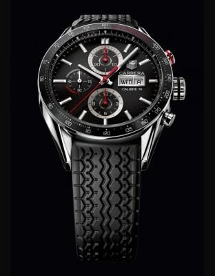 CARRERA Calibre 16 Day-Date Chronographe Monaco Grand Prix Edition Limitée