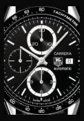 CARRERA Calibre 16 Chronographe