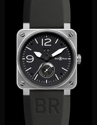 BR 03-90 Grande Date & Réserve de Marche