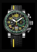 Silverstone Stowe GMT  Yellow & Green