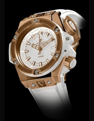 King Power Oceanographic 4000 King Gold White