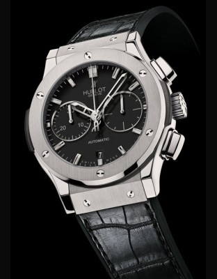 hublot classic fusion chronographe classic fusion 521 nx. Black Bedroom Furniture Sets. Home Design Ideas