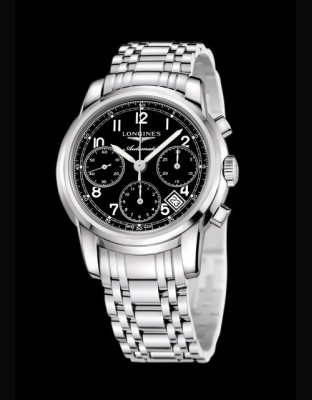 The Longines Saint-Imier Chronographe