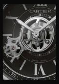 Rotonde de Cartier Astrotourbillon Cristal de Carbone