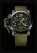Chronofighter Oversize Amazonia Green