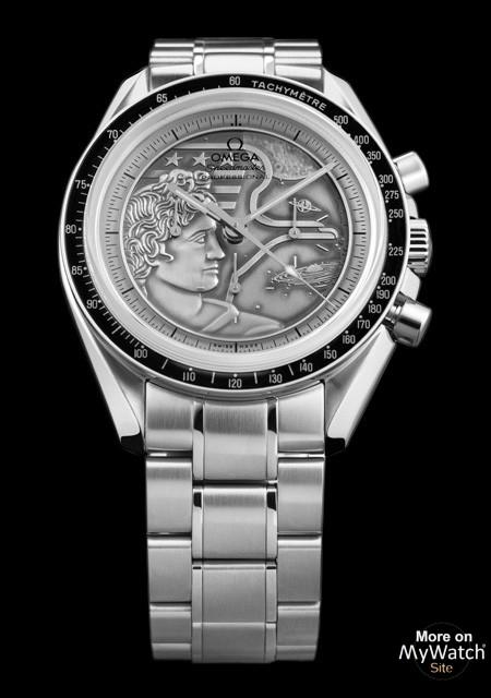 Speedmaster Moonwatch 'Apollo XVII' Edition Limit