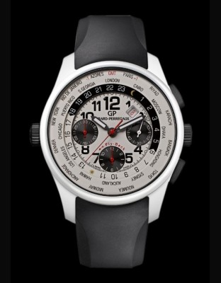 WW.TC Chronographe White Ceramic