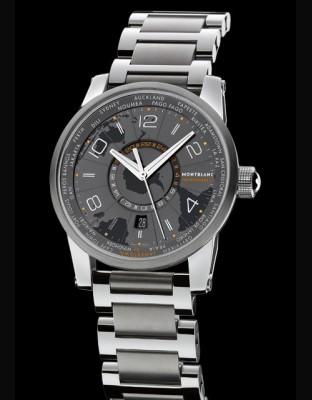 TimeWalker World-Time Hemispheres