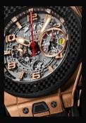 Big Bang Ferrari King Gold Carbon