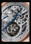 Ballon Bleu de Cartier tourbillon second fuseau double sautant