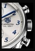 CARRERA Heritage Calibre 1887 Chronographe
