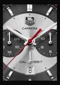 CARRERA Calibre 1887 Jack Heuer Chronographe